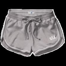 Gsa GSA Glory & Heritage Curved Hem Shorts
