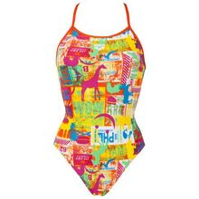 Arena Arena W Passport Accelerate Back One Piece