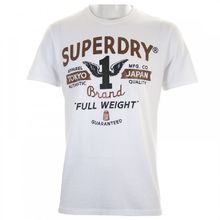 Superdry Superdry Full Weight Entry TEE