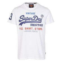 Superdry Superdry Shirt Shop TEE