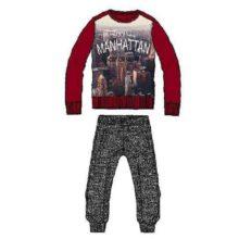 """ENERGIERS ENERGIERS Φόρμα Παντελόνι Και Μπλούζα Με Τύπωμα """"Manhattan"""""""