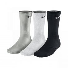 Nike Unisex Nike Everyday Cushion Crew Training Sock (3 Pair)