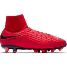 Nike Kids' Nike Jr. Hypervenom Phelon III Dynamic Fit (AG-Pro) Artificial-Grass Football Boot