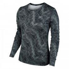 Nike Nike Dry Miler Running Long Sleeve Top
