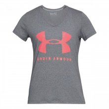 Under Armour Under Armour Threadborne Graphic Twist V-Neck