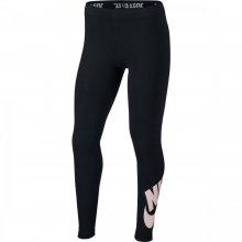 Nike Girls' Nike Sportswear Leg-A-See Legging