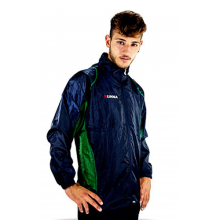Legea Legea Rain Jacket Storm (N.Blue - Green)