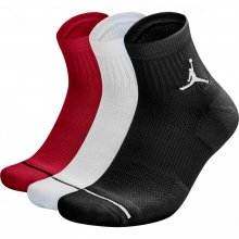 Jordan Unisex Jordan Jumpman High-Intensity Quarter Sock (3 Pair)