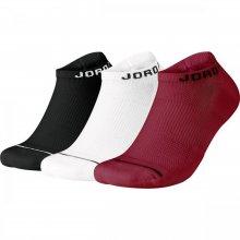 Jordan Unisex Jordan Jumpman No-Show Socks (3 Pair)