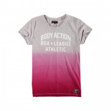 Body Action Body Action Women Crew Neck T-Shirt