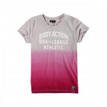 Body Action Body Action Women Crew Neck T-Shirt