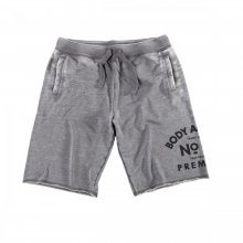 Body Action Body Action Men Burnout Shorts