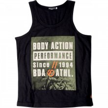 Body Action Body Action Men Tank Top