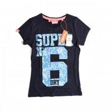 Superdry Superdry Super No 6 Floral TEE