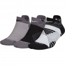 Nike Women's Nike Dry Cushioned Low Training Socks (3 Pair)