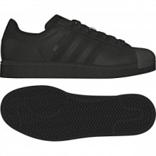 adidas Originals Adidas Superstar Foundation J  Black