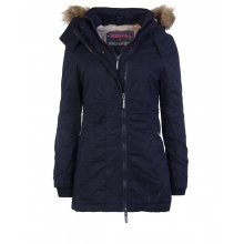 Superdry Superdry Microfibre Tall Parka