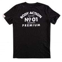 Body Action Body Action Men Regular Fit S/S T-Shirt