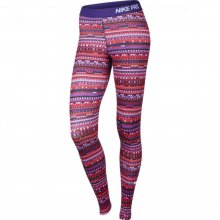 Nike Nike Womens Training Leggings Purple