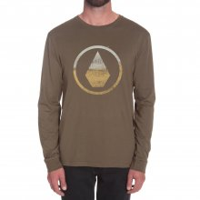 VOLCOM Volcom Canvas Stone BSC LS (Millitary Green)