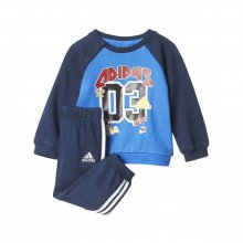 adidas Originals Adidas Set I Sp Terry Jog (Blue)