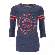 Superdry Superdry Trackster Baseball Top