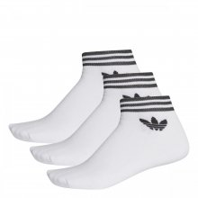 adidas Originals Adidas TREFOIL ANKLE STRIPES 3PP
