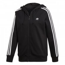 adidas Originals Adidas 3-Stripes Zip Hoodie