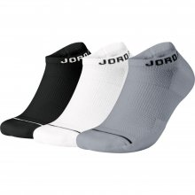 Jordan Jordan Jumpman No-Show Socks (3 Pair)