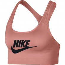 Nike Women's Nike Swoosh Futura Sports Bra