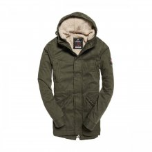 Superdry Superdry New Military Parka