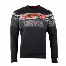 Superdry Superdry Gym Tech Cut Crew