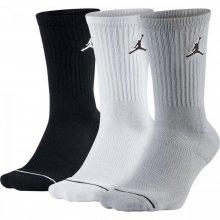 Jordan Unisex Jordan Jumpman Crew Socks (3 Pack)