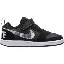 Nike Nike Court Borough Low (PSV) Pre-School Shoe