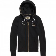 Superdry Superdry Orange Elite Ziphood (black)