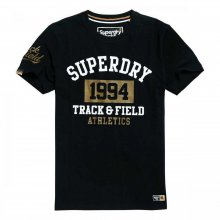 Superdry Superdry 1994 Metallic Box Fit Tee