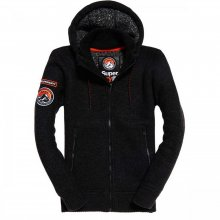 Superdry Superdry Expedition Ziphood (black/charcoal twist)