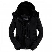 Superdry Superdry Arctic Hood Popzip Windcheater (black/black)