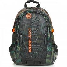Superdry Superdry Mesh Tarp Backpack (Khaki Camo)
