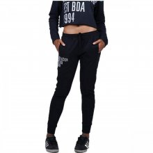 Body Action Body Action Women Relaxed Joggers (BLACK)