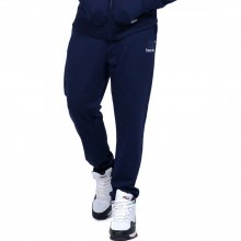 Body Action Body Action Men Gym Fleece Joggers (N.BLUE)