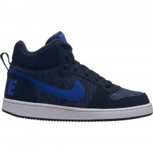 Nike Boys' Nike Court Borough Mid SE (GS) Shoe