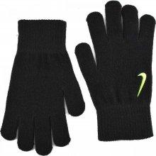 Nike Nike YA Swoosh Knit Gloves Black