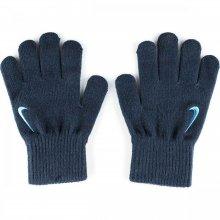 Nike Nike YA Swoosh Knit Gloves μπλε