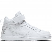 Nike Nike Court Borough Mid (PSV) Pre-School Shoe