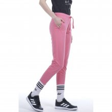Body Action Body Action Women Skinny Joggers (D.Pink)