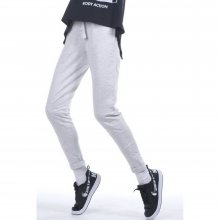 Body Action Body Action Women Skinny Joggers (Offwhite)