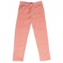 Body Action Body Action Women Basic Towel Pants (Coral)