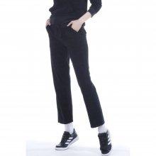 Body Action Body Action Women Basic Towel Pants (Black)