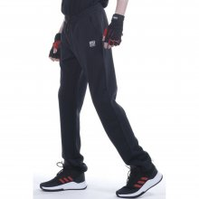 Body Action Body Action Men Gym Tech Pants (Black)